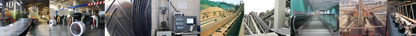 Търговия с гумени транспортни ленти и гумено текстилни транспортни ленти - Бургас