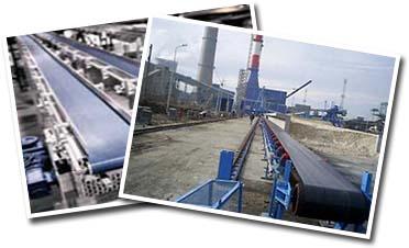 Гумени ленти, транспортни конвейери